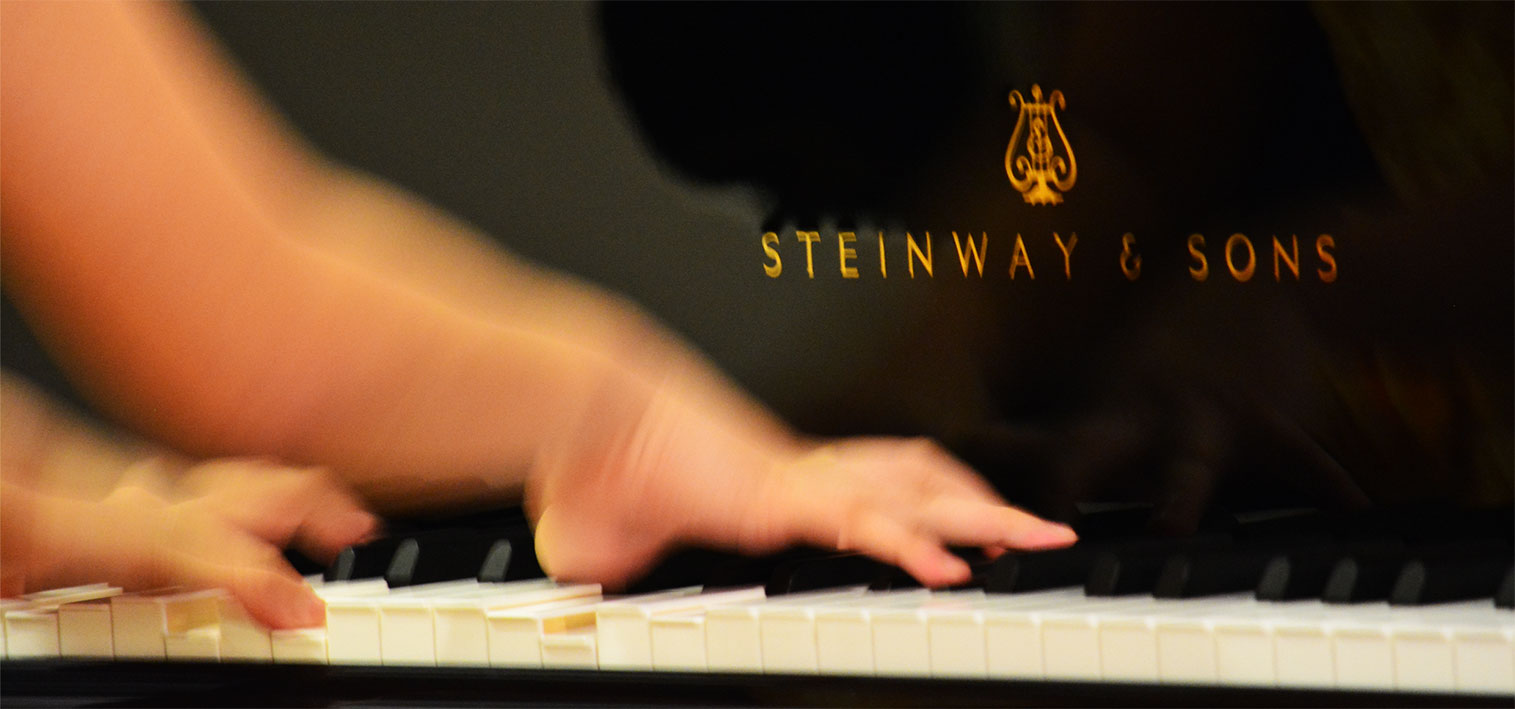 THAILAND, STEINWAY & SONS YOUTH PIANO COMPETITION 2018